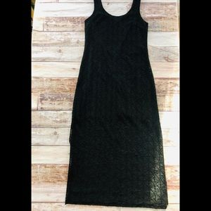 Apt 9 black dress size m NWT